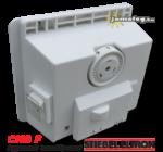 A STIEBEL-ELTRON CNS F mobil elektromos radiátor kezelőszervei