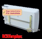 Dimplex PLX 3000 W elektromos konvektor hátulról