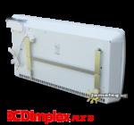 Dimplex PLX TI 2000 W elektromos radiátor hátulnézetből
