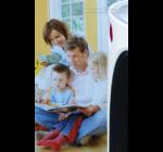 AKO elektromos fűtés az egész család örömére