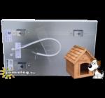 ULTRATHERM 100 K+ infrapanel - kutyaház fűtés