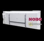 NOBO C4N 2000 W elektromos radiátor hátulról