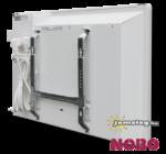 NOBO C4N 750 W elektromos radiátor hátulról