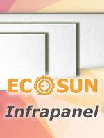 Infrapanel - ECOSUN infrafűtés