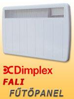 Dimplex PLX gyerekbarát fűtőpanel