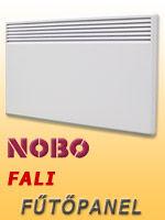 NOBO fűtőpanel - elektromos radiátor