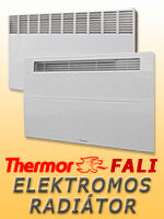 Francia típusú elektromos radiátor - Thermor