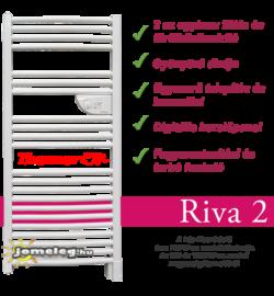 Thermor Riva 2 elektromos törölközőszárító