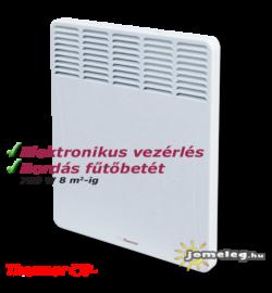 Thermor Evidence 2 (750 W)  elektromos radiátor kis méretben, akár fürdőszobáhhoz is
