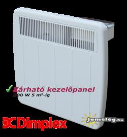 Dimplex PLX 500 W elektromos konvektor előlről