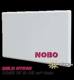 NOBO OSLO NTE4N 1000W teljesítményű fűtőpanel cserélhető vezérlővel