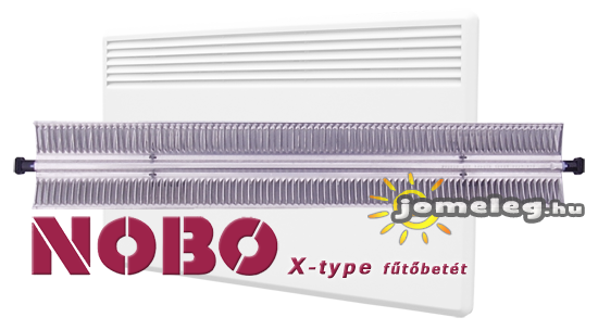 NOBO fűtőpanel fűtőbetét