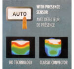 Thermor Soprano Sense2 Erp digitális elektromos radiátor 1500 W (új modell)