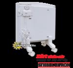 STIEBEL-ELTRON CNS F 1000 W mobil fűtőpanel gördíthető lábakon - hátulnézet