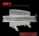 A STIEBEL-ELTRON mobil elektromos radiátor biztonságos és hatékony zárt fűtőbetéttel kerül forgalomba