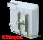 Dimplex PLX 500 W elektromos konvektor hátulról