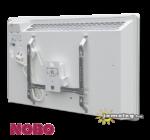 NOBO OSLO NTE4N 1000W-os fűtőpanel hátulról