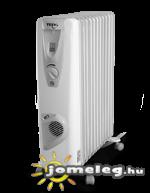 Kiegészítő elektromos fűtés - olajradiátor
