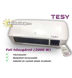 TESY HL-274W PTC W fűtőventilátor