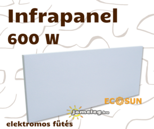 Infrapanel 600W